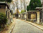 آشنایی با قبرستان معروف پرلاشز در پاریس