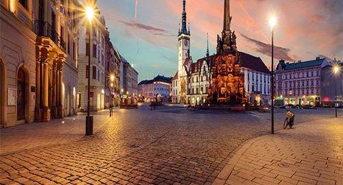 زیباترین شهرهای جمهوری چک