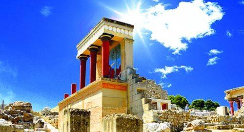کنوسوس یونان
