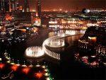 تصاویری از آبنمای دبی