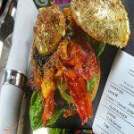 همبرگری از طلای ۲۴ عیار را در دبی میل کنید! + تصویر
