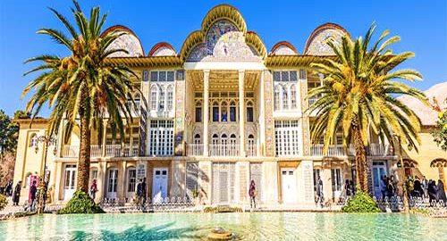 باغ نارنجستان قوام در شیراز