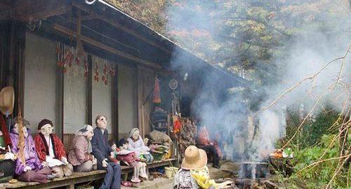 روستای عروسک ها در ژاپن