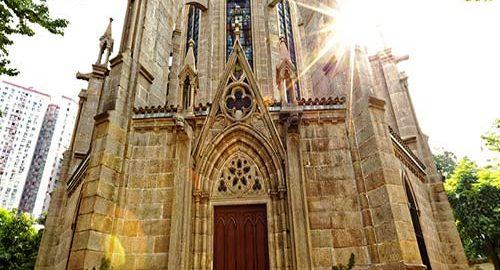 کلیسای جامع قلب مقدس در گوانگجو