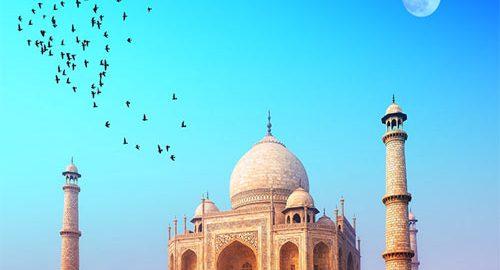 رمانتیک ترین مکان های هند