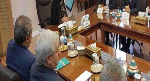 پیشنهاد سفیر چین به ایران