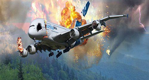 ترسناک ترین حوادث هواپیمایی در جهان