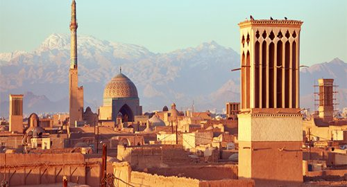 موزه ها و بناهای تاریخی یزد