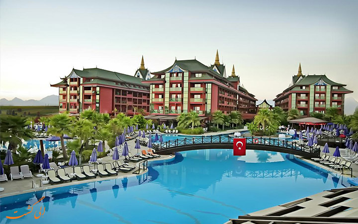 هتل های یوال