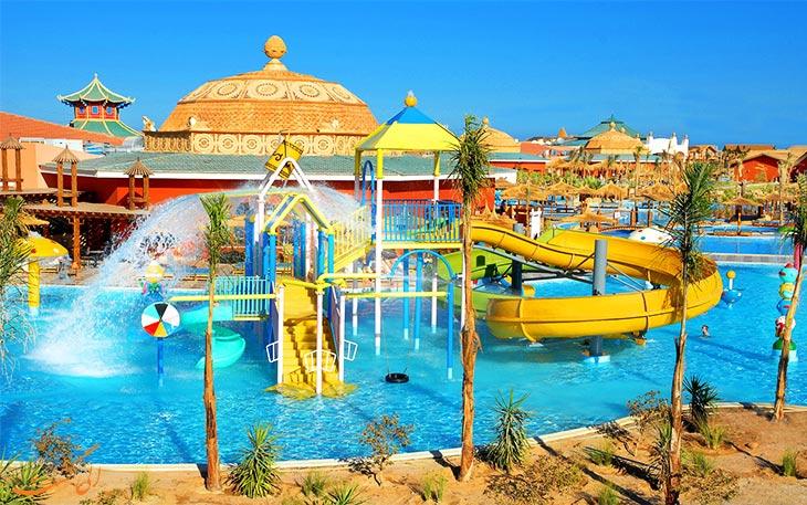 پارک آبی آکوا در آنتالیا
