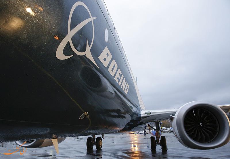 هواپیماهای جدید بوئینگ