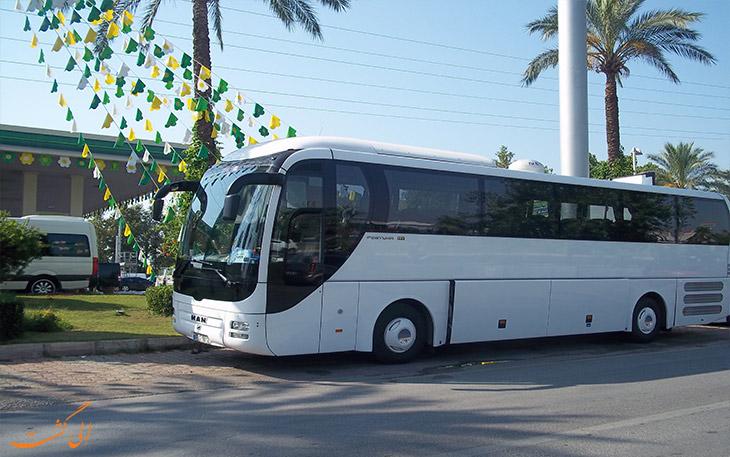 حمل و نقل در آنتالیا
