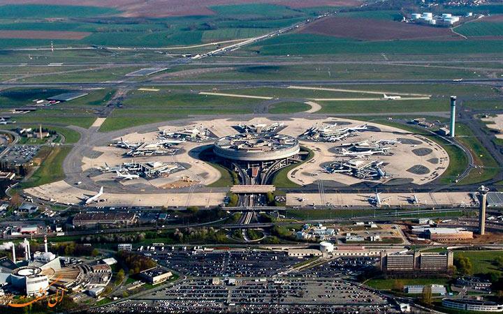 فرودگاه شارل دوگل
