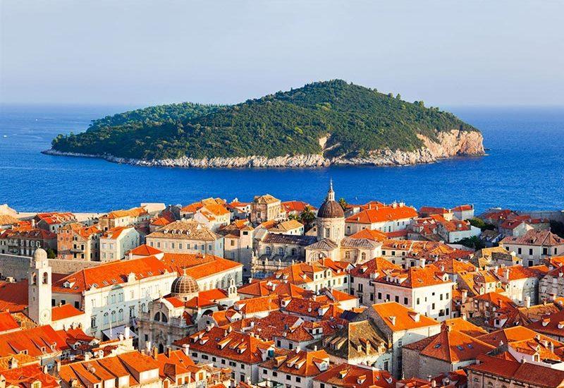 دوبرونیک در کرواسی