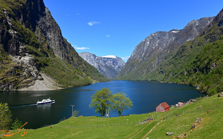 اب و هوای اسلو در نروژ