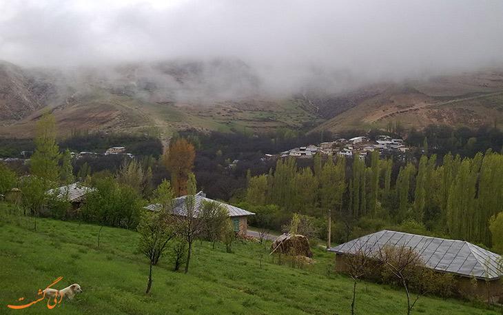 خلخال از بهترین روستاهای شمال برای زندگی