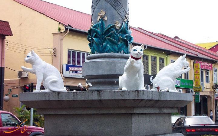 گربه های مالزی