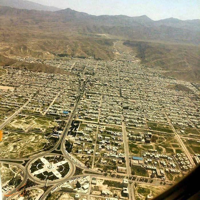 شهر بدون کوچه ایران