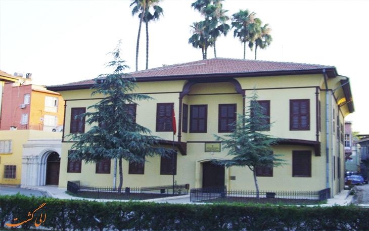 موزه فرهنگی و علمی آتاتورک