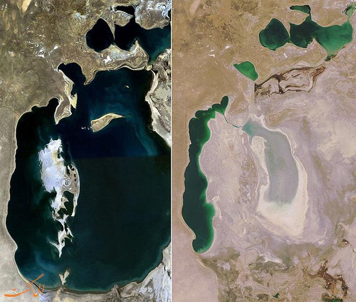دریای آرال