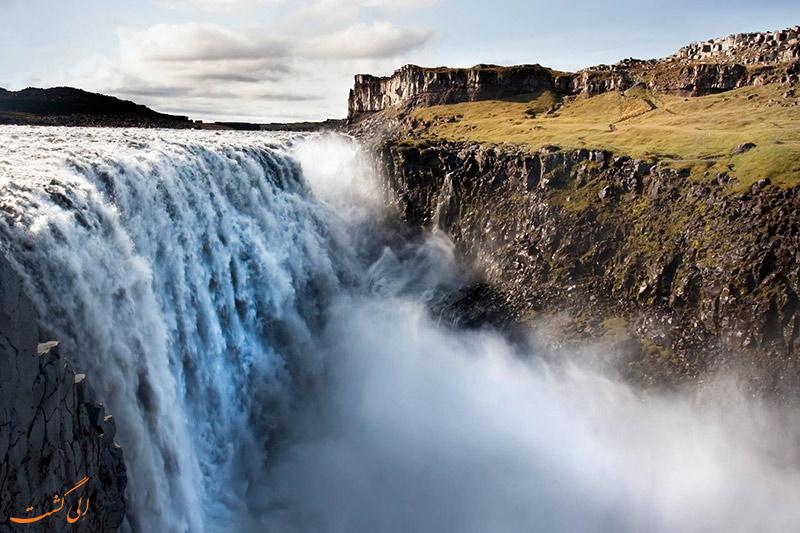 پارک ملی Vatnajökull در ایسلند