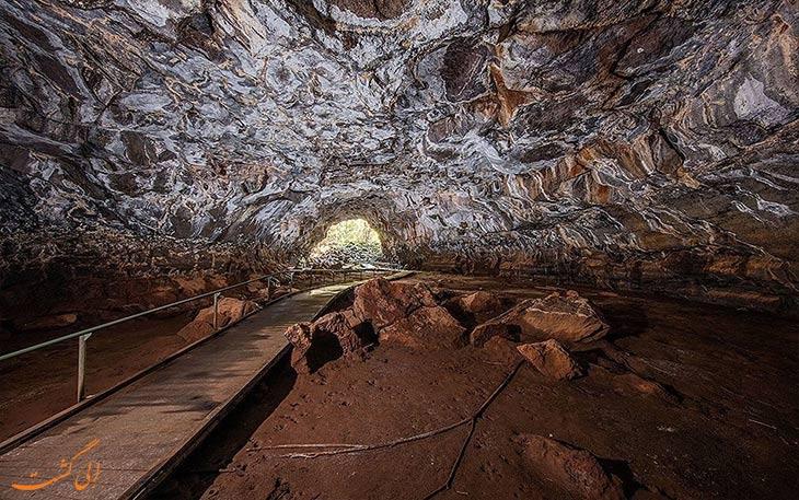 تونل های اتشفشانی استرالیا