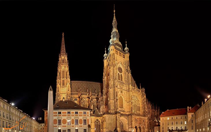 کلیسای سنت ویتوس در جمهوری چک