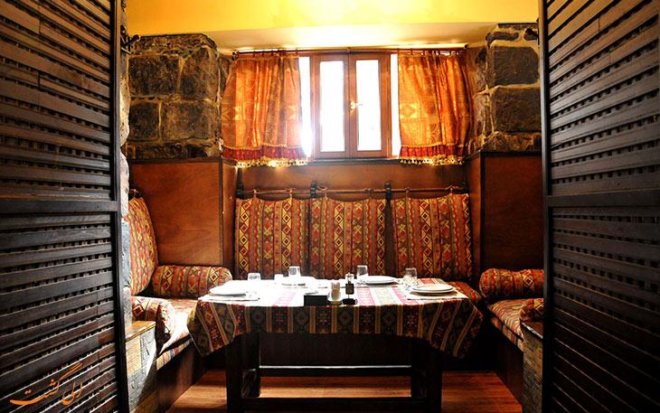 رستورن پندوک ایروان