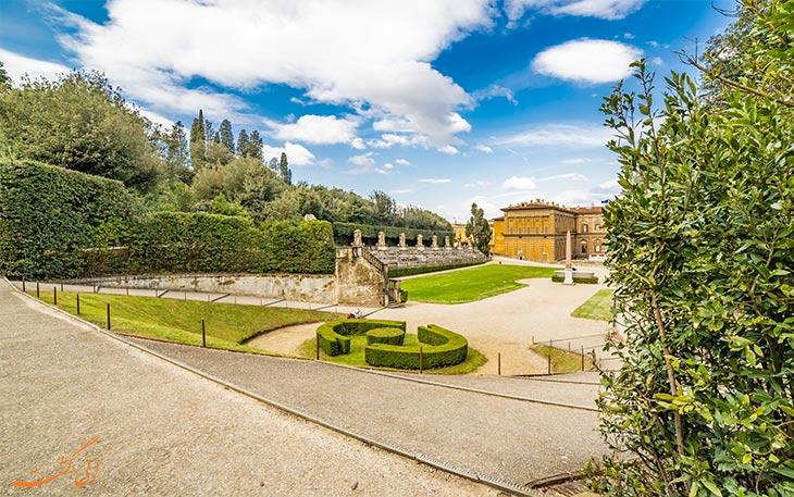 قصر جذاب پیتی