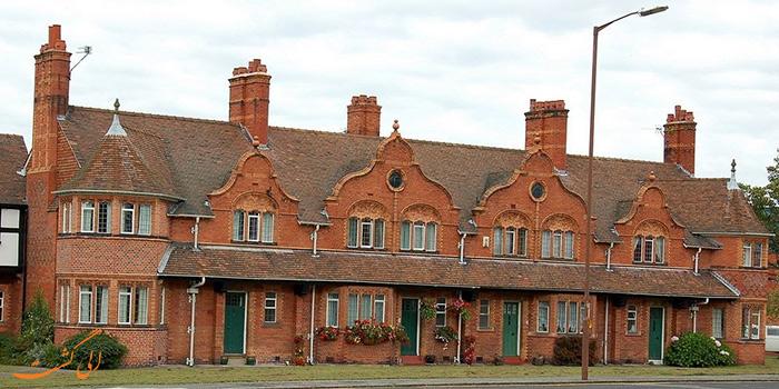 روستای پرت سانلایت در بریتانیا