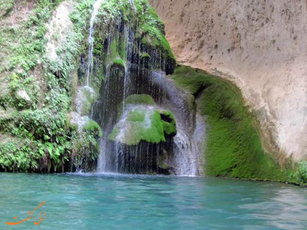 آبشارهای تنگ رغز