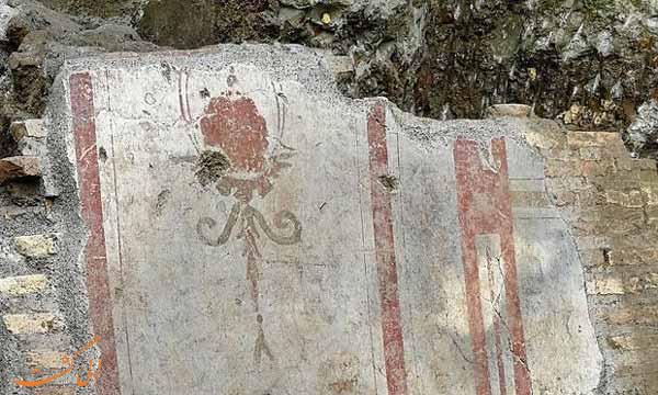 کشف بنای 1800 ساله در رم