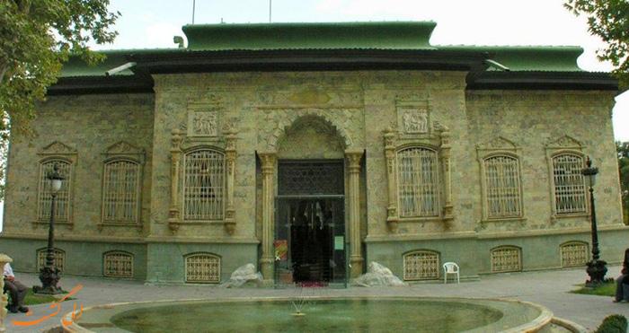کاخ سبز سعد آباد