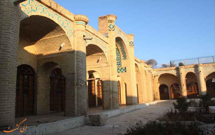 سراهای بازار زنجان