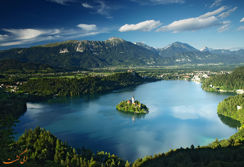 جزیره بلد اسلوونی