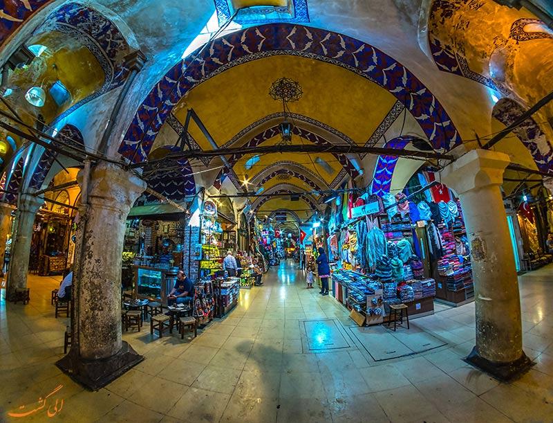 بازارهای استانبول