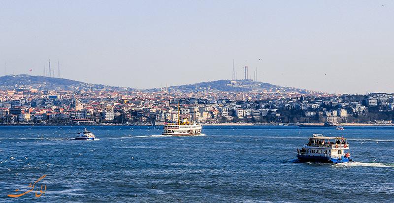تنگه بسفر استانبول
