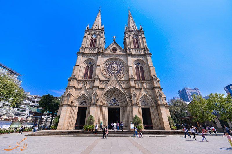 کلیسای جامع قلب مقدس گوانگجو