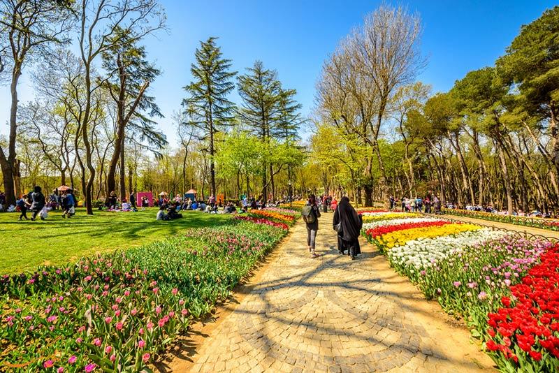 پارک امیرگان در استانبول
