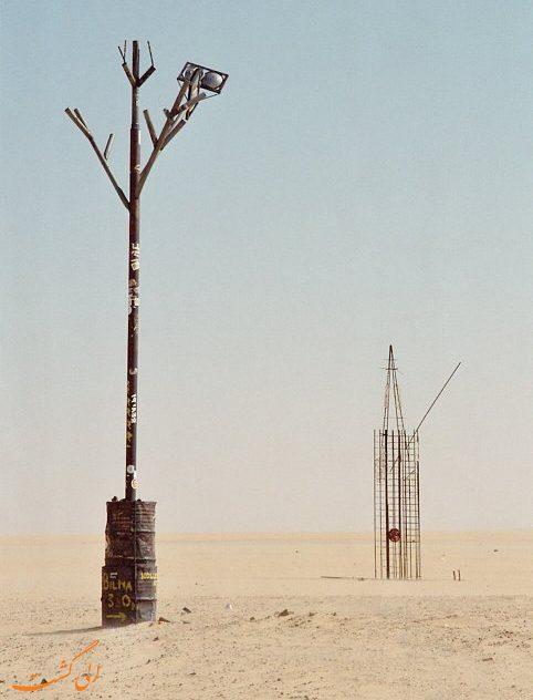درخت آهنی تنر