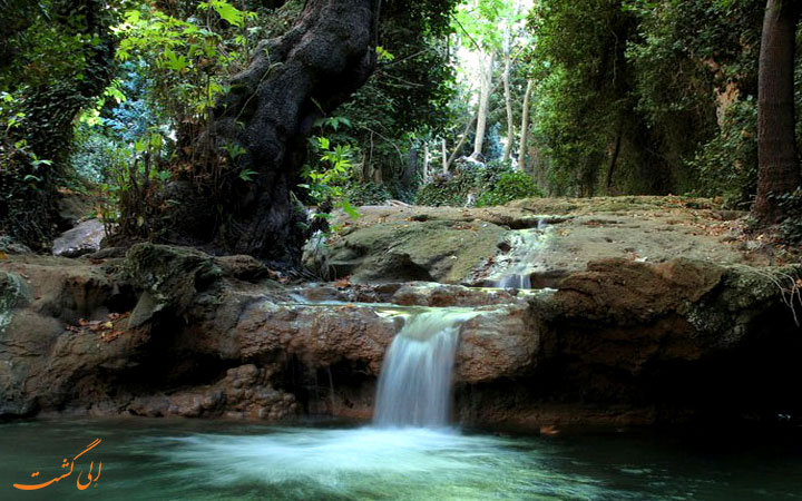 آبشار بستانک