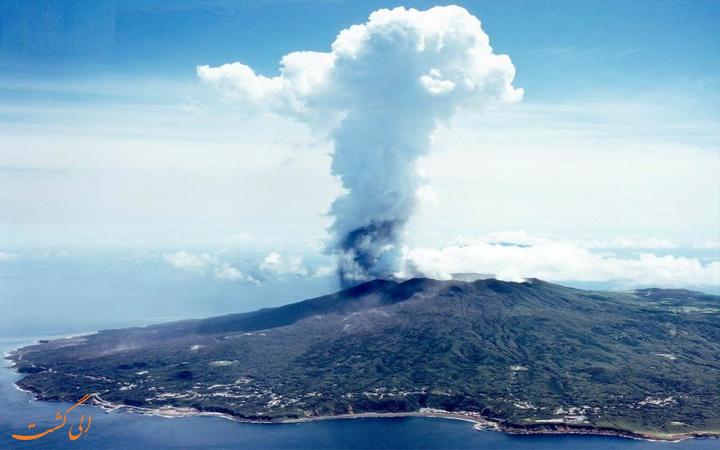 آتشفشان میاکجیما