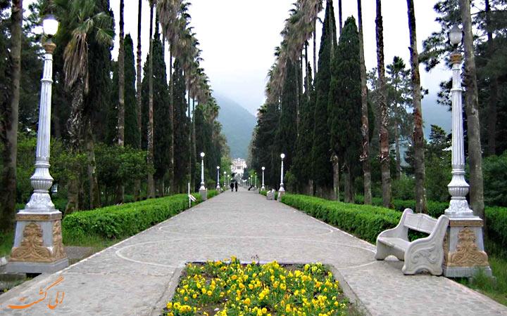 باغ رامسر