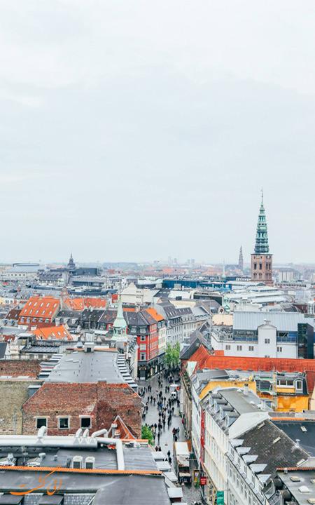 برج کپنهاگ