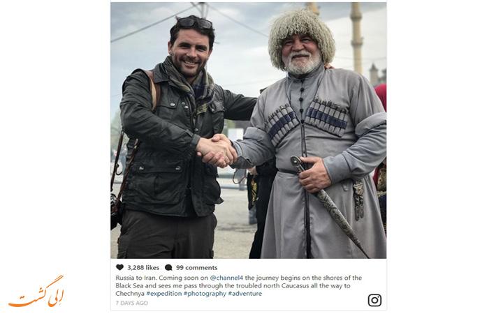 روسیه تا ایران