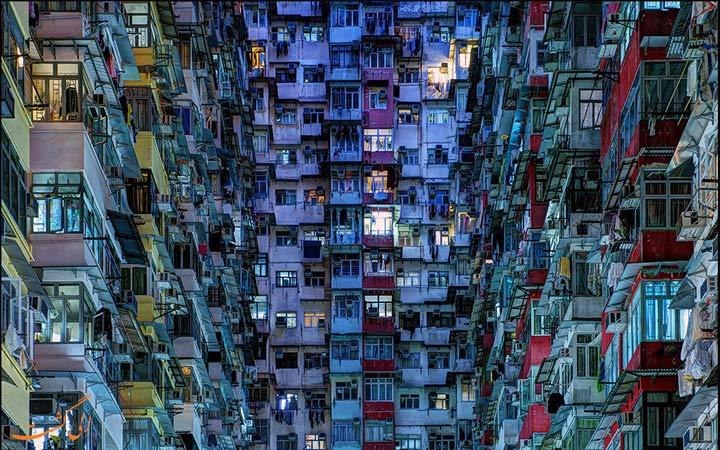 ساختمان هنگ کنگ