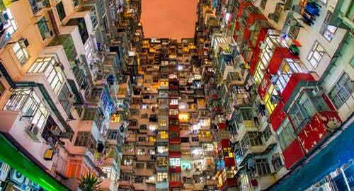 ساختمان چین