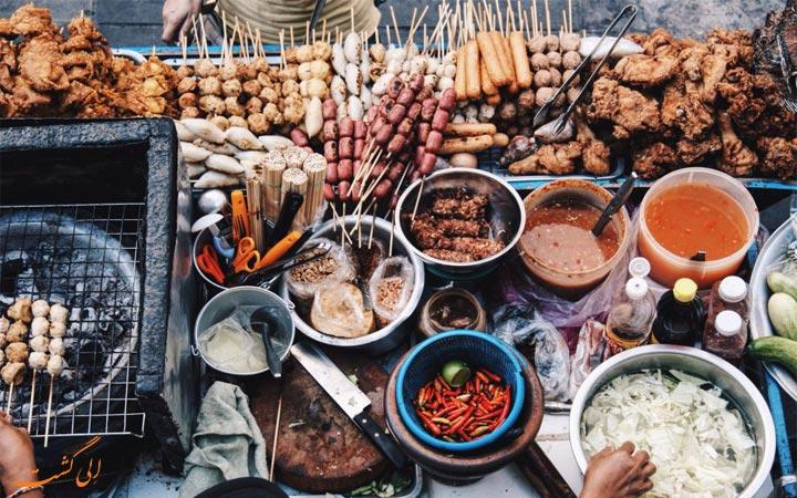 غذای-تایلندی