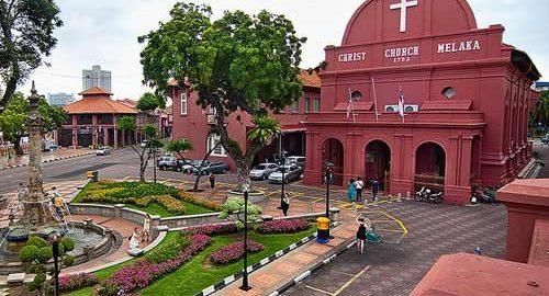 کلیسای ملاکا مالزی