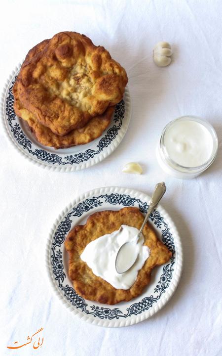 نان مجاری